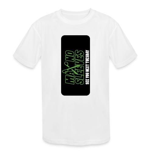 syntiphone5 - Kids' Moisture Wicking Performance T-Shirt