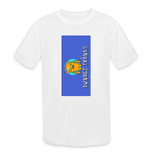logo iphone5 - Kids' Moisture Wicking Performance T-Shirt