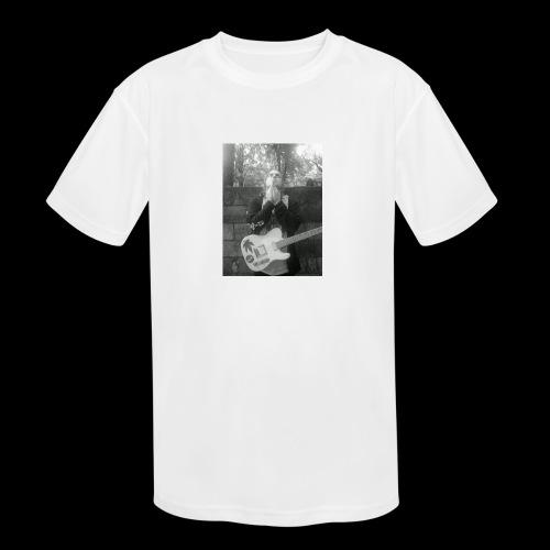 The Power of Prayer - Kids' Moisture Wicking Performance T-Shirt