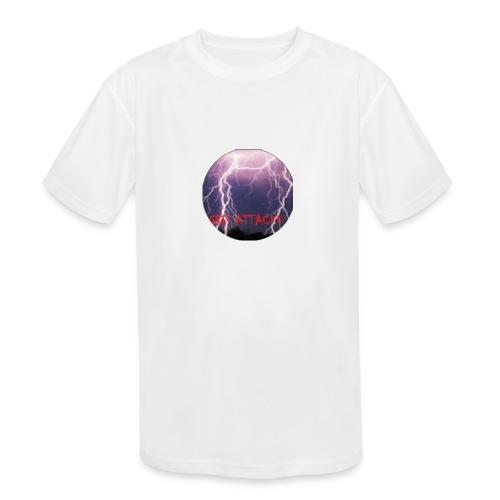 ATTACK - Kids' Moisture Wicking Performance T-Shirt