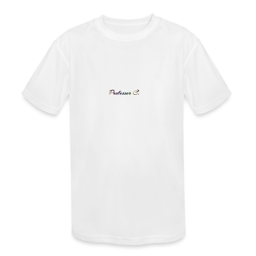 First Merch - Kids' Moisture Wicking Performance T-Shirt