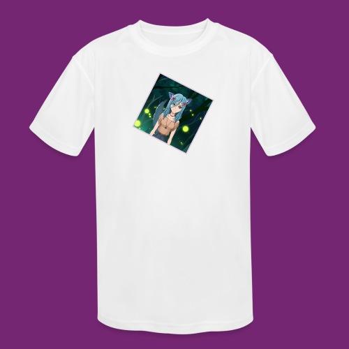 Wolfie Pack - Kids' Moisture Wicking Performance T-Shirt