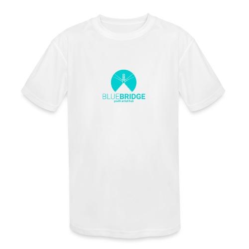 Blue Bridge - Kids' Moisture Wicking Performance T-Shirt