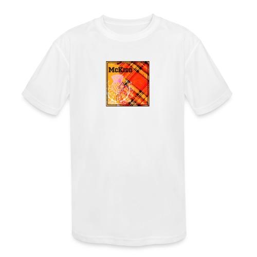 mckidd name - Kids' Moisture Wicking Performance T-Shirt