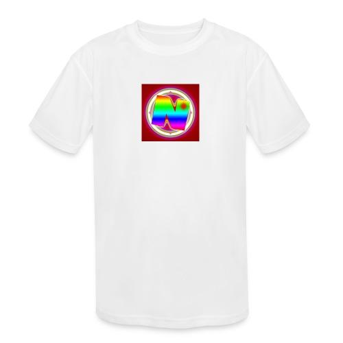 Nurvc - Kids' Moisture Wicking Performance T-Shirt