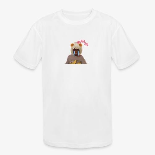 CJ Toys Ha Ha Ha - Kids' Moisture Wicking Performance T-Shirt