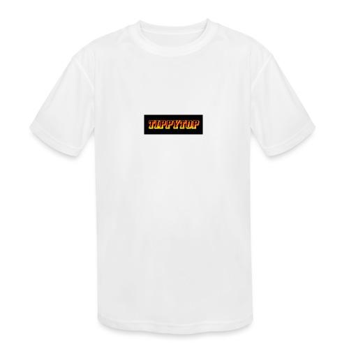 clothing brand logo - Kids' Moisture Wicking Performance T-Shirt
