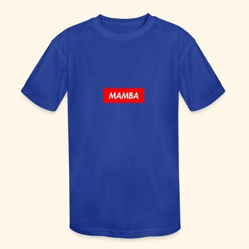 Supreme Mamba - Kids' Moisture Wicking Performance T-Shirt