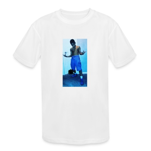 Sosaa - Kids' Moisture Wicking Performance T-Shirt