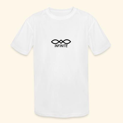 INFINITE - Kids' Moisture Wicking Performance T-Shirt