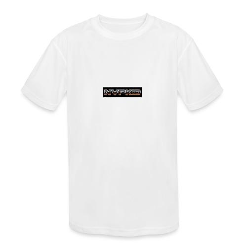 nvpkid shirt - Kids' Moisture Wicking Performance T-Shirt