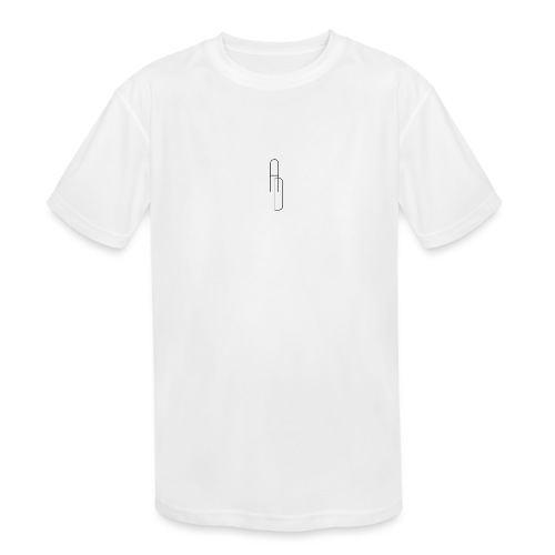 AD Logo no background - Kids' Moisture Wicking Performance T-Shirt