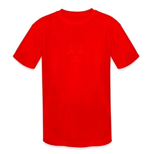 HazardMartyMerch - Kids' Moisture Wicking Performance T-Shirt