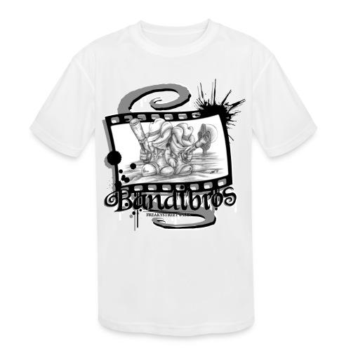 Bandibros I - Kids' Moisture Wicking Performance T-Shirt