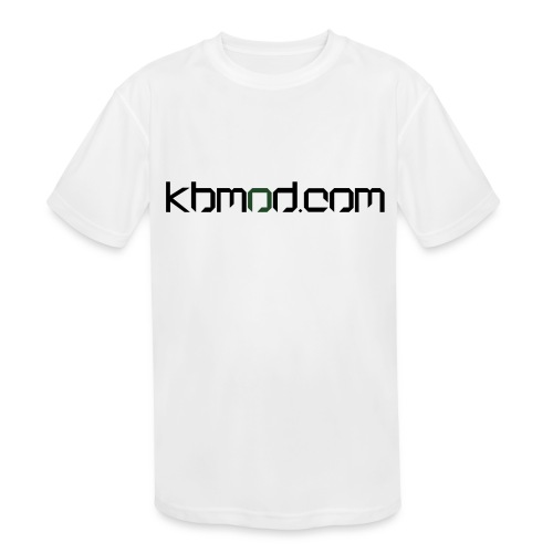 kbmoddotcom - Kids' Moisture Wicking Performance T-Shirt