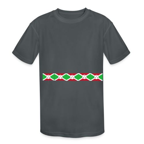 bi png - Kids' Moisture Wicking Performance T-Shirt