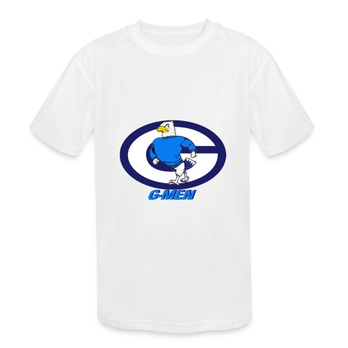 GHOSTB - Kids' Moisture Wicking Performance T-Shirt