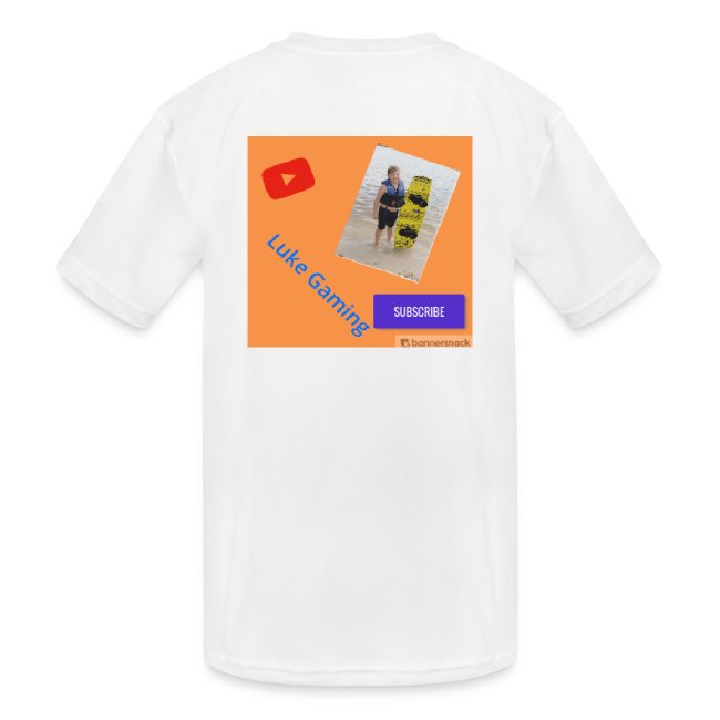 Luke Gaming T-Shirt