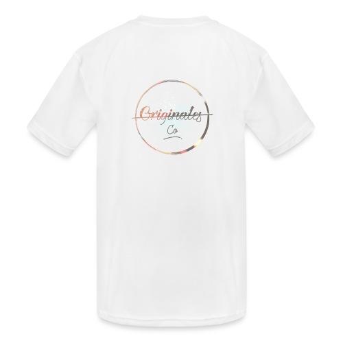 Originales Cool Summer - Kids' Moisture Wicking Performance T-Shirt