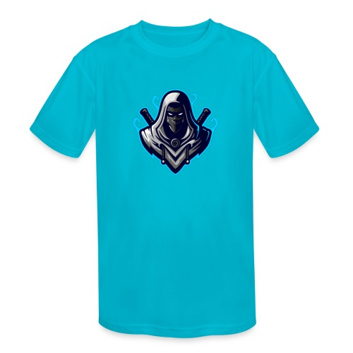 CASUAL DEGREE - Kids' Moisture Wicking Performance T-Shirt