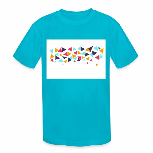 T shirt - Kids' Moisture Wicking Performance T-Shirt