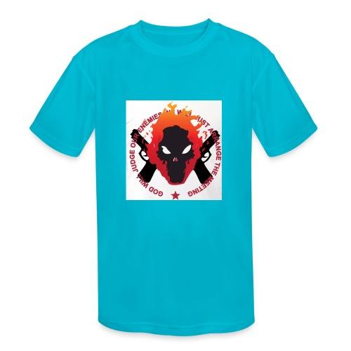 judgement - Kids' Moisture Wicking Performance T-Shirt