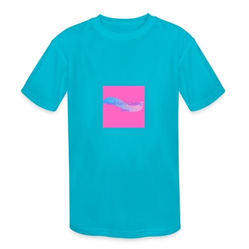 Bindi Gai s Clothing Store - Kids' Moisture Wicking Performance T-Shirt