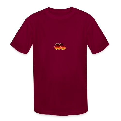 Epic Vlogs Kids TShirt - Kids' Moisture Wicking Performance T-Shirt