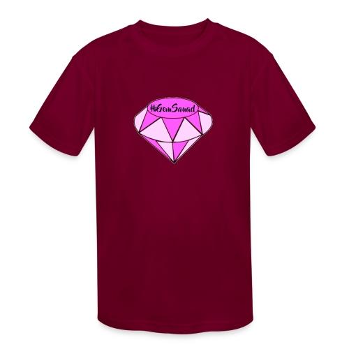 LIT MERCH - Kids' Moisture Wicking Performance T-Shirt
