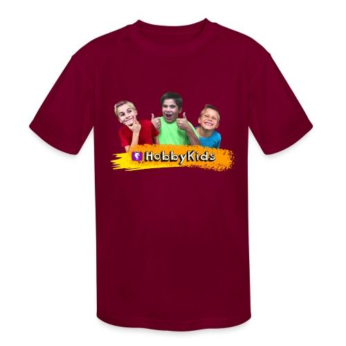 hobbykids shirt - Kids' Moisture Wicking Performance T-Shirt