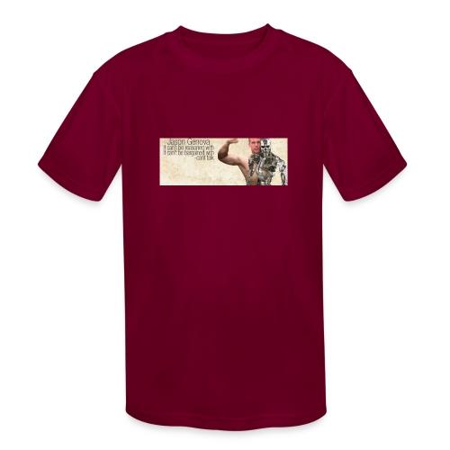 IMG_0418 - Kids' Moisture Wicking Performance T-Shirt