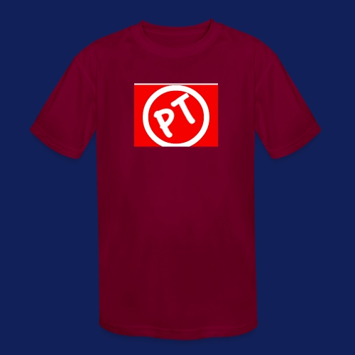 Enblem - Kids' Moisture Wicking Performance T-Shirt