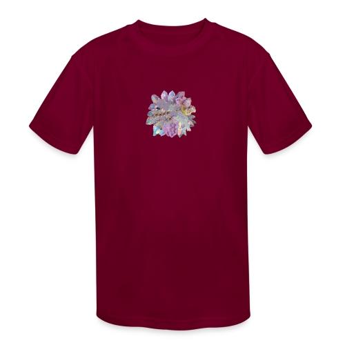 CrystalMerch - Kids' Moisture Wicking Performance T-Shirt