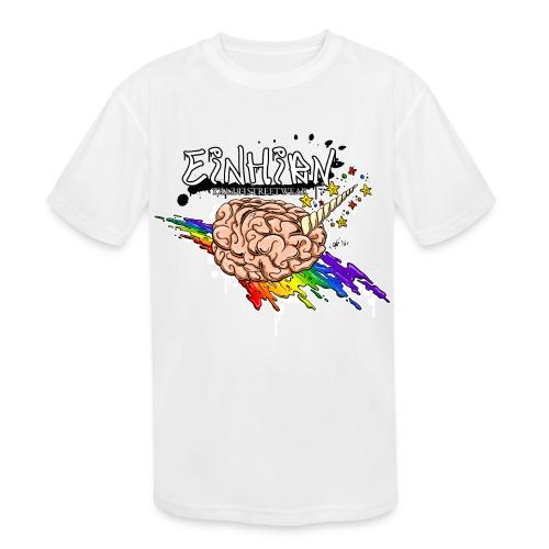 Einhirn - Kids' Moisture Wicking Performance T-Shirt