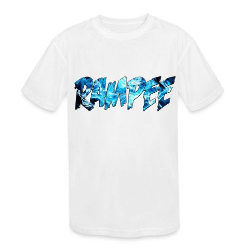 Blue Ice - Kids' Moisture Wicking Performance T-Shirt