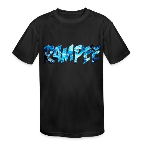 Blue Ice - Kids' Moisture Wicking Performance T-Shirt