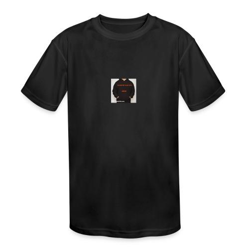 SHIRT - Kids' Moisture Wicking Performance T-Shirt