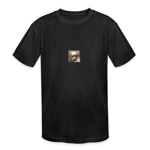 my.doggie - Kids' Moisture Wicking Performance T-Shirt