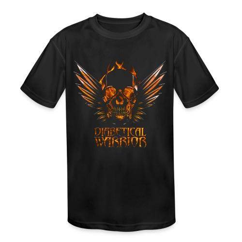 Diabetical Warrior - Kids' Moisture Wicking Performance T-Shirt