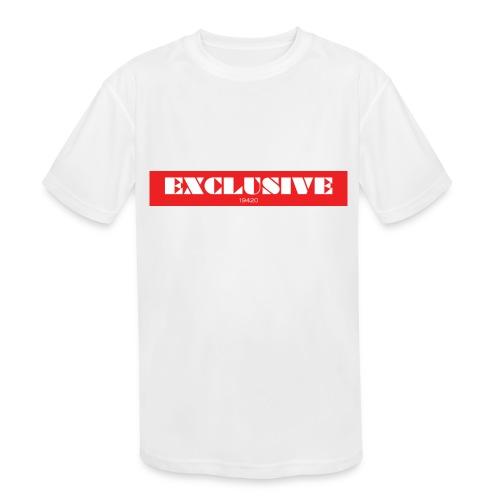 exclusive - Kids' Moisture Wicking Performance T-Shirt