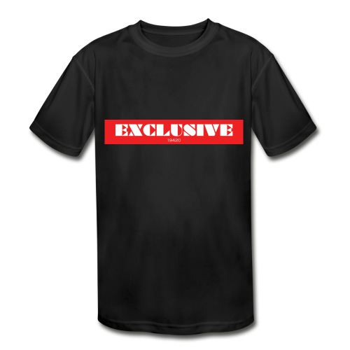 exclusive - Kids' Moisture Wicking Performance T-Shirt