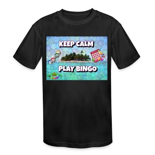 SELL1 - Kids' Moisture Wicking Performance T-Shirt