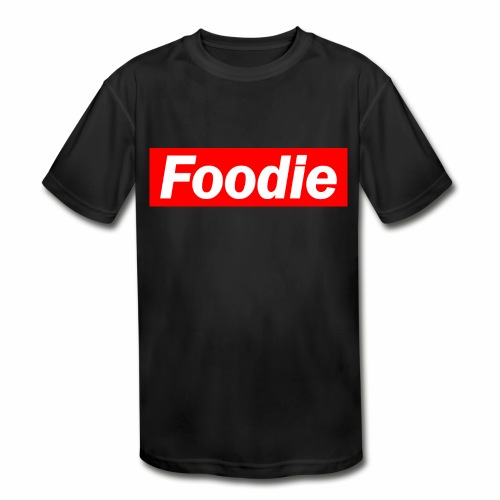 Foodie - Kids' Moisture Wicking Performance T-Shirt