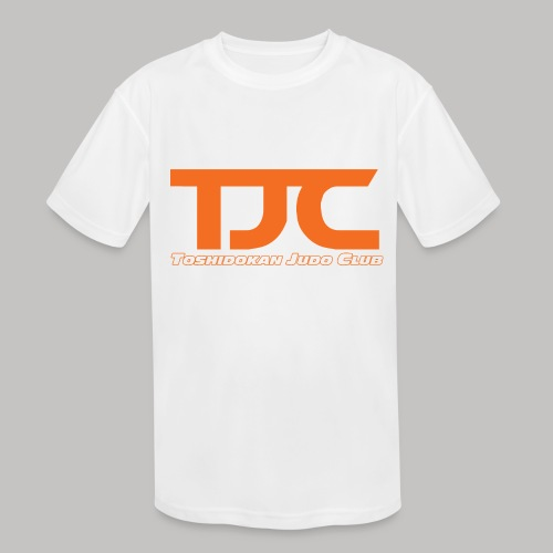 TJCorangeBASIC - Kids' Moisture Wicking Performance T-Shirt