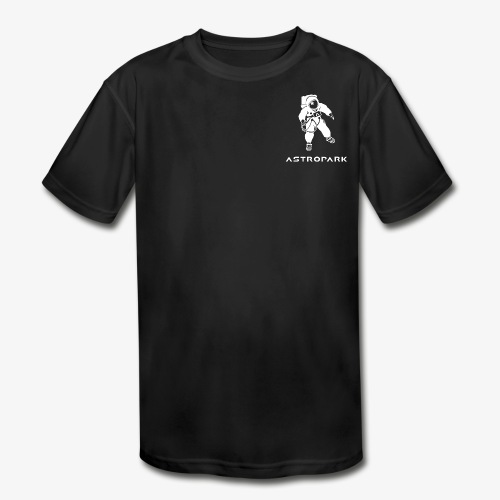 Astropark - Kids' Moisture Wicking Performance T-Shirt