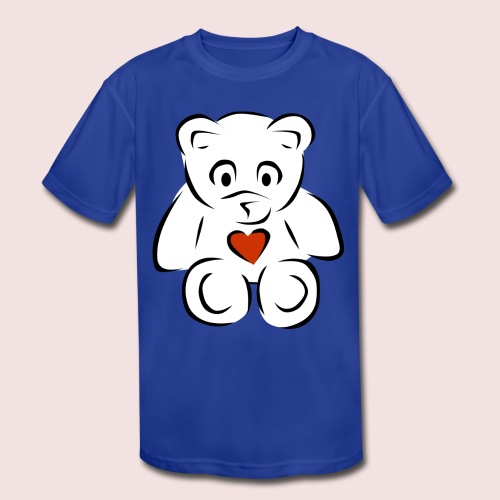 Sweethear - Kids' Moisture Wicking Performance T-Shirt