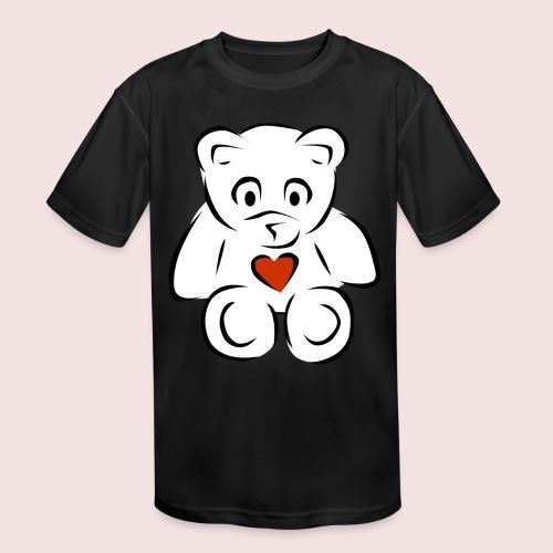 Sweethear - Kids' Moisture Wicking Performance T-Shirt