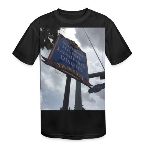 Ybor City NHLD - Kids' Moisture Wicking Performance T-Shirt
