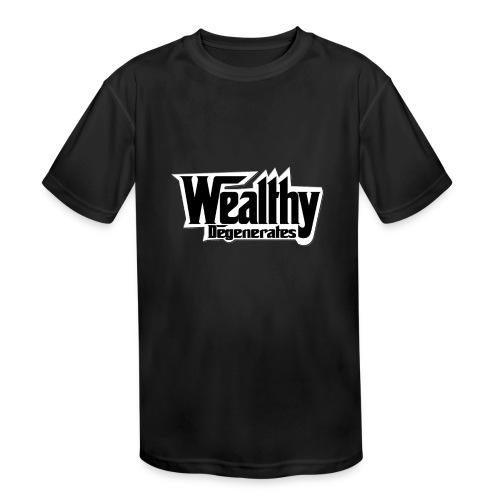 DENALI VANDAL TEE - Kids' Moisture Wicking Performance T-Shirt