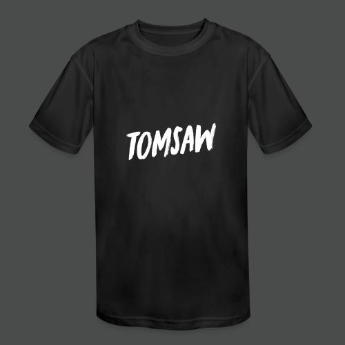 Tomsaw NEW - Kids' Moisture Wicking Performance T-Shirt